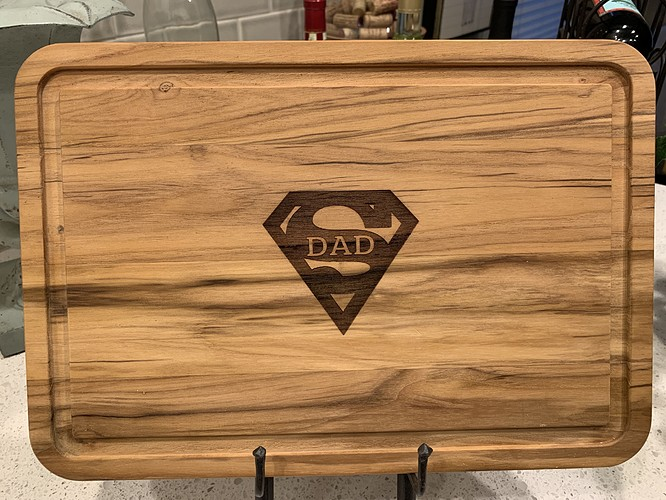 SuperDad Board