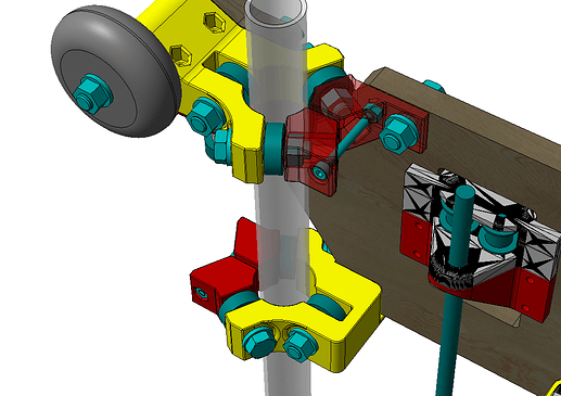 Z_Roller_Stabilizer and Tensioner