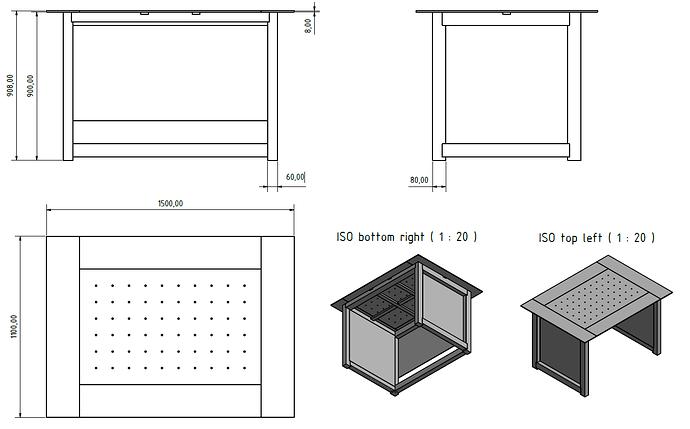 Workbench draft