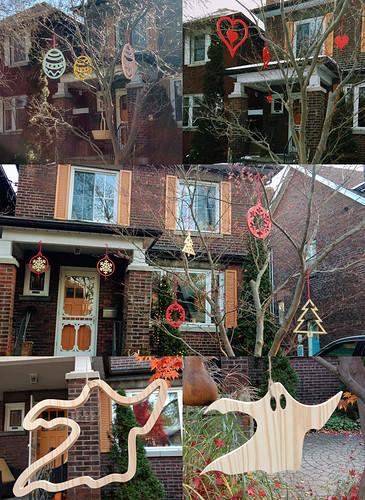 Post Big Ornaments