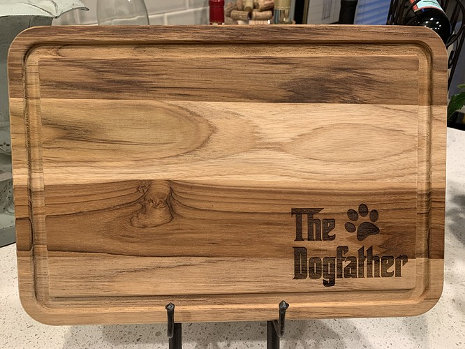The DogFather Board