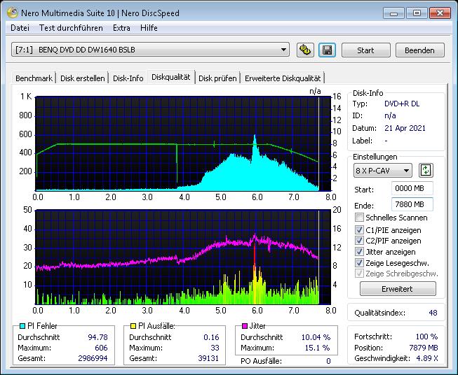 HP DL FB 8x 1 scan BenQ