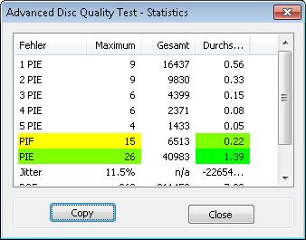 MediaRange DL 8x Ume ihbs 4x scan BenQ erw2